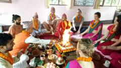 Hawan Pooja  » Click to zoom ->