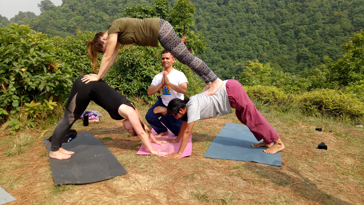 Yoga and Tourism in 21st Century