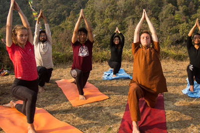 Special Yoga Day Package